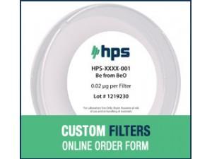 HPS Custom Filters
