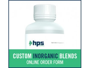 HPS Custom Inorganic Blends